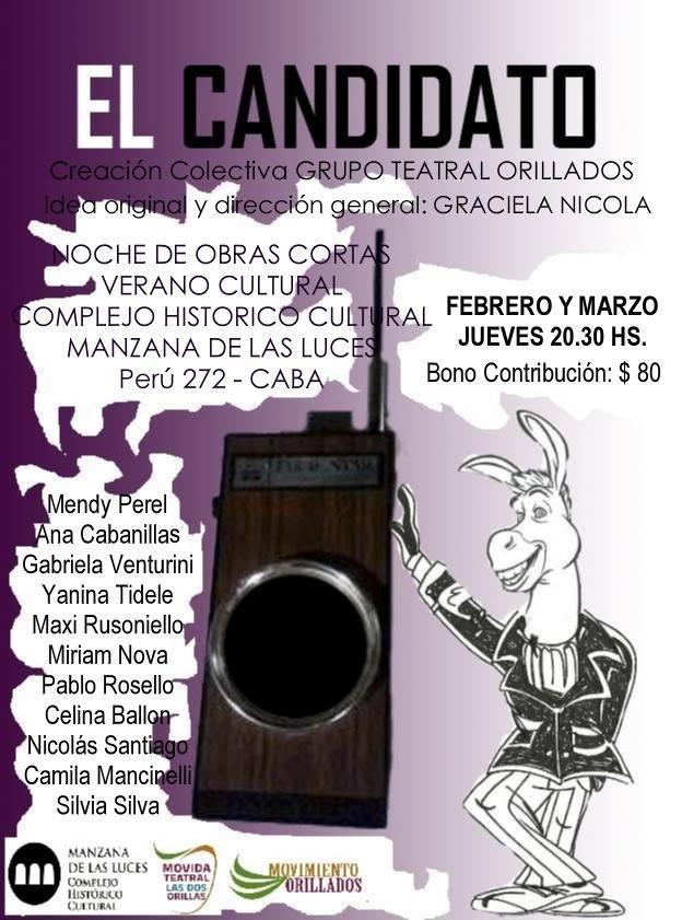 el candidato febrero 2016